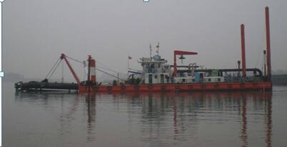 20CSD-Dredge ship
