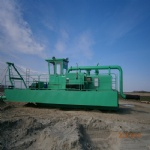 8JSD -Jet Suction Dredger