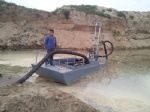 Simple Jet Suction Sand Dredger