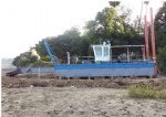 6CSD-Cutter Suction Sand Dredger
